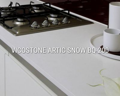 Vicostone Artic Snow BQ-200