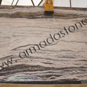 Фото слэба натурального мрамора Циростратус
